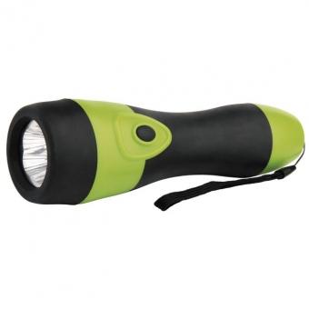 Kompakts lukturis 5 LED 2xD (gumijots)